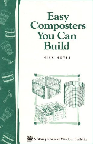 Easy Composters You Can Build 9780882663500
