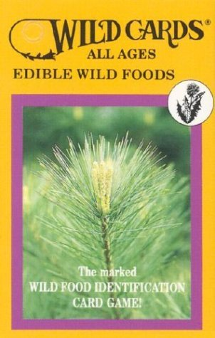 Edible Wild Foods Card Game 9780880795159