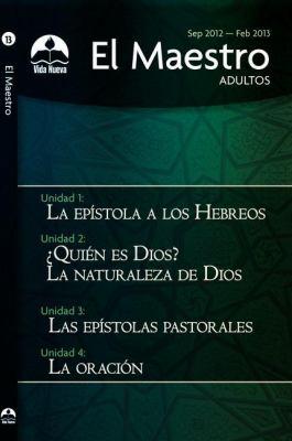 Adultos: El Maestro Tapa Duro, Septiembre-Febrero 9780882432779