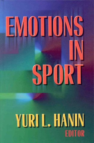 Emotions in Sport 9780880118798