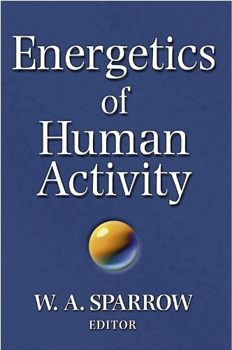 Energetics of Human Activity 9780880117876
