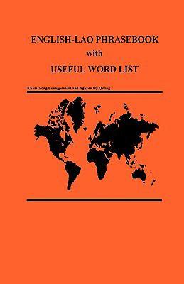 English-Lao Phrasebook with Useful Word List
