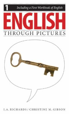 English Through Pictures, Book 1 and a First Workbook of English (English Throug Pictures) 9780887511110