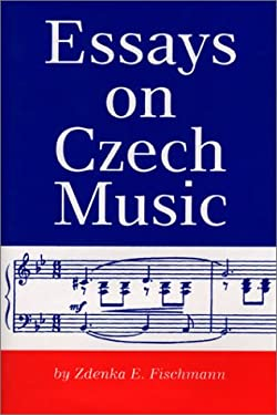 Essays on Czech Music 9780880335089