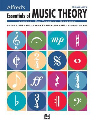 Alfred's Essentials of Music Theory: Complete 9780882848976