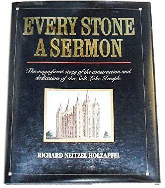 Every Stone a Sermon