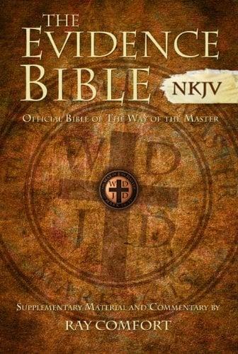 Evidence Bible-NKJV 9780882705255