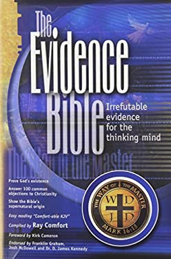 Evidence Bible-OE-Easy Reading Comfortable 9780882709055