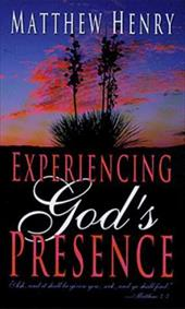 Experiencing God's Presence 3962490
