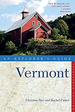 Explorer's Guide Vermont 9780881509618