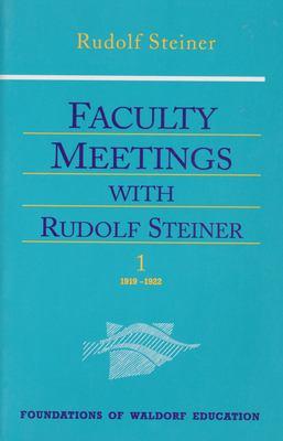 Fac Meetgs W/ Rud Steiner 2 Vols