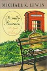 Family Business: A Novel of Detection 9780881503487