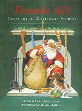 Fireside Al's Treasury of Christmas Stories [With CD] 9780889953826