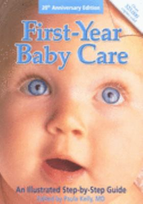 First-Year Baby Care 9780881664942