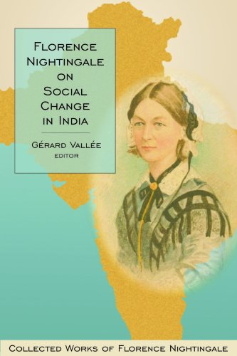 Florence Nightingale on Social Change in India 9780889204959