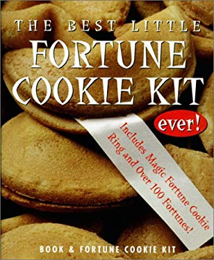 Fortune Cookies: The Best Little Fortune Cookie Kit Ever 9780880889933
