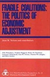 Fragile Coalitions: The Politics of Economic Adjustment
