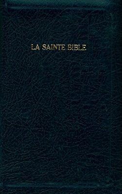 French La Sainte Bible-FL-Louis Segond Compact Zipper