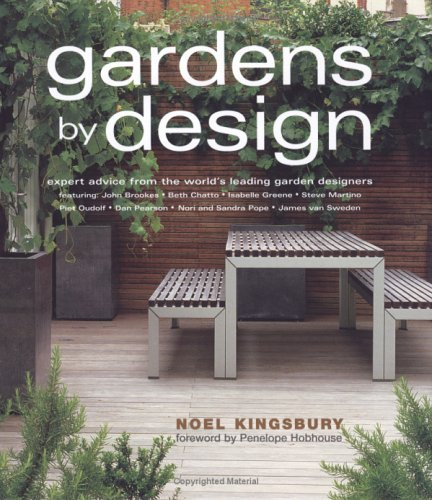 Gardens by Design 9780881927412