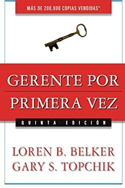 Gerente Por Primera Vez 9780881132205