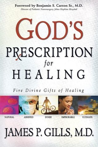 God's Prescription for Healing 9780884199472