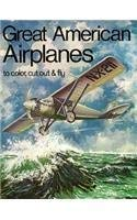 Great American Airplanes-Coloring Book by Bellerophon Books ...