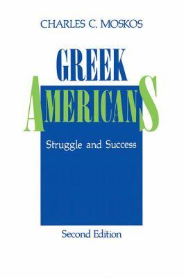 Greek Americans 9780887387784