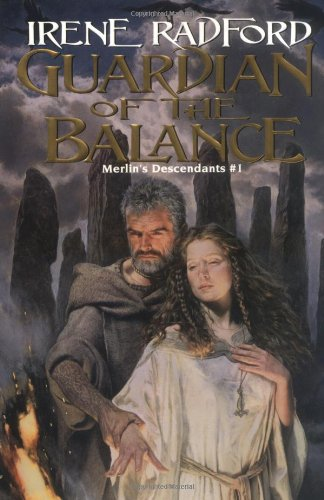 Guardian of the Balance: Merlin's Descendants #1 9780886778262