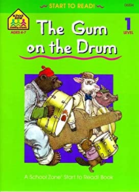 Gum on the Drum, with Book 9780887430046