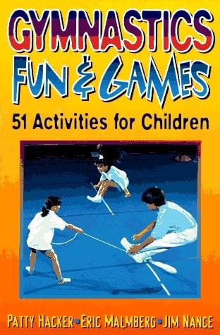 Gymnastics Fun and Games: 51 Activities for Children