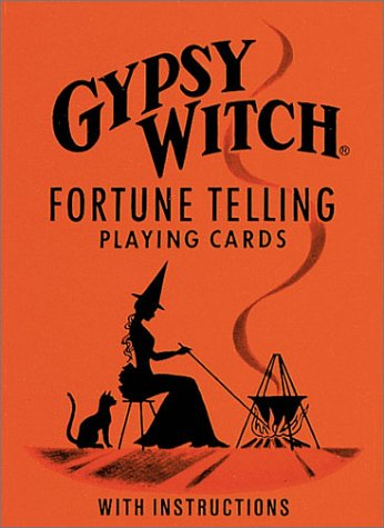 Gypsy Witch Fortune Telling Cards 9780880790413