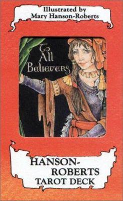 Hanson-Roberts Tarot Deck: 78-Card Deck 9780880790796