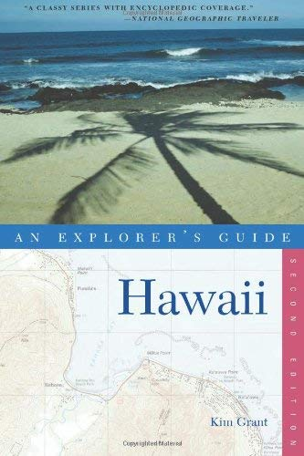 An Explorer's Guide: Hawaii 9780881508093