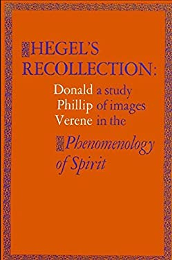 Hegel's Recollection 9780887060113