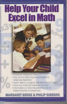 Help Your Child Excel in Math 9780883910658