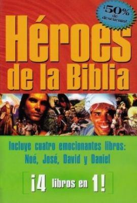 Heroes de La Biblia 9780884199021