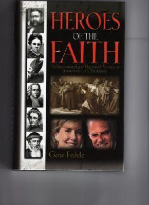 Heroes of the Faith 9780882709598