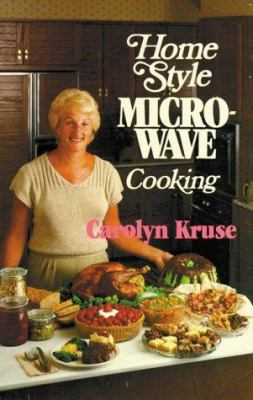 Home Style Microwave Cooking