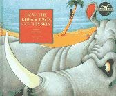 How the Rhinoceros Got His Skin-With Book 9780887080838
