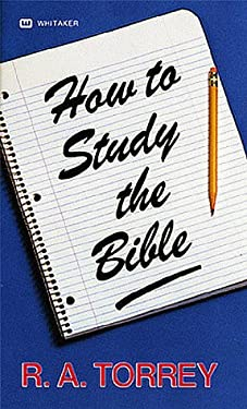 How to Study the Bible 9780883681640