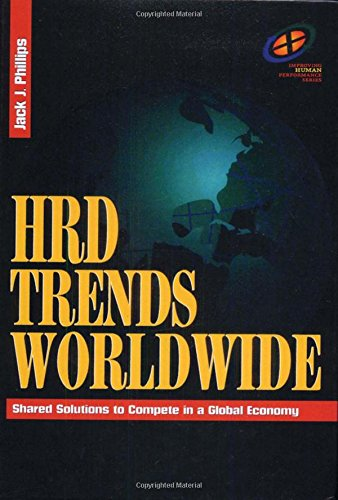 Hrd Trends Worldwide: Shared Solutions to Compete in a Global Economy 9780884153566
