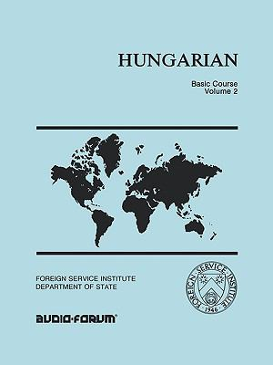 Hungarian Volume 2 9780884327301