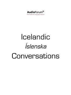 Icelandic Conversations 9780884325772