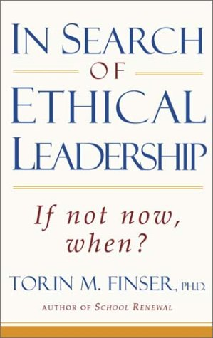 In Search of Ethical Leadership (P 9780880105323