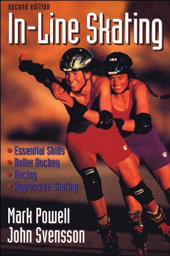Inline Skating - 2nd Edition 9780880116596