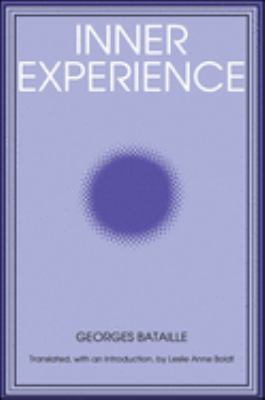 Inner Experience 9780887066351