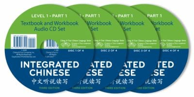 Integrated Chinese: Level 1, Part 1 Audio CDs (English and Chinese Edition)