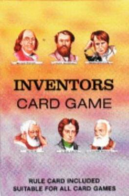 Inventors Card Game [With Rule Card Suitable for All Card Games] 9780880793933