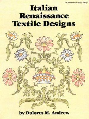Italian Renaissance Textile 9780880450812