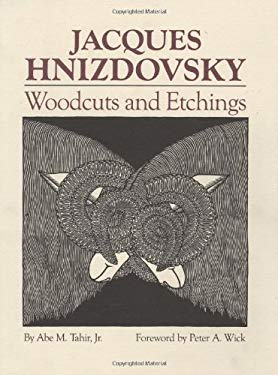 Jacques Hnizdovsky: Woodcuts and Etchings 9780882894874